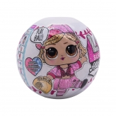 Кукла LOL Surprise All-Star B.B.s Sports Baseball Sparkly Dolls (Искрщиеся бейсболисты) с 8 сюрпризами (1 серия)-1