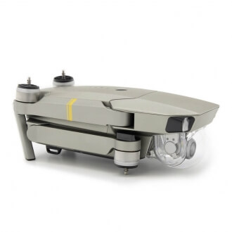 Квадрокоптер DJI Mavic Pro Platinum Fly More Combo-3