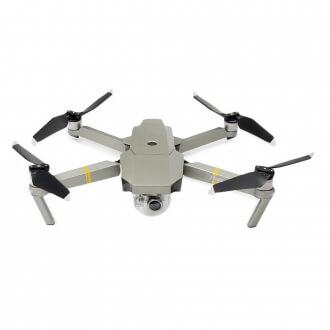 Квадрокоптер DJI Mavic Pro Platinum Fly More Combo-1