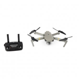 Квадрокоптер DJI Mavic Pro Platinum Fly More Combo-4